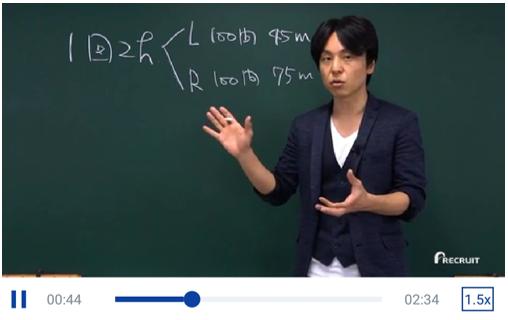 スタディサプリ解説動画3
